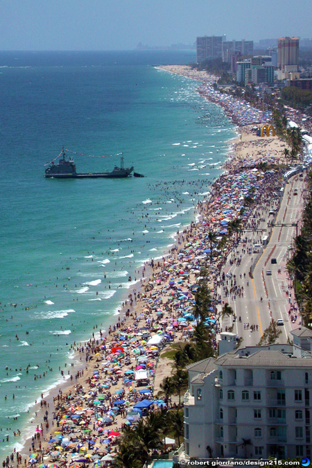 2002 Fort Lauderdale Air and Sea Show by            Robert Giordano