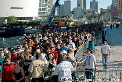 2006 Ultra Music Festival, photo by Robert Giordano