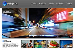 Design215.com thumbnail