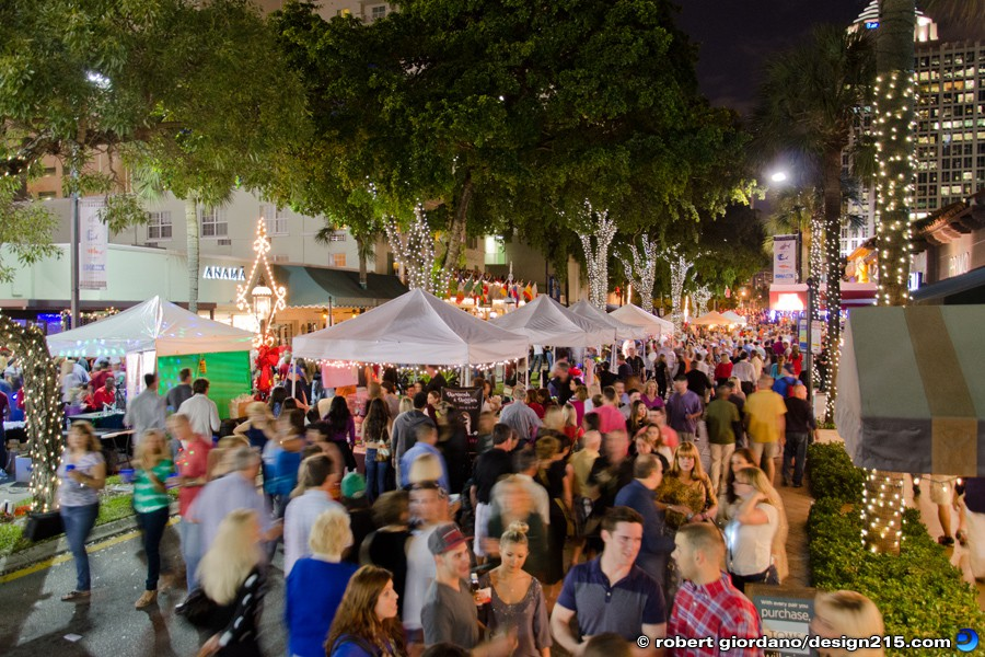 2012 Christmas on Las Olas - Miscellaneous