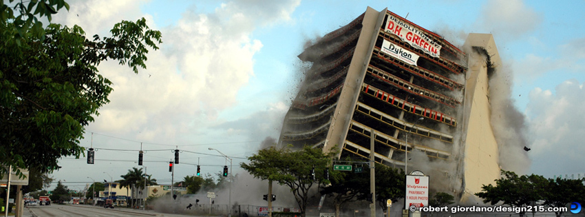 Demolition in Fort Lauderdale - Facebook Cover Photos