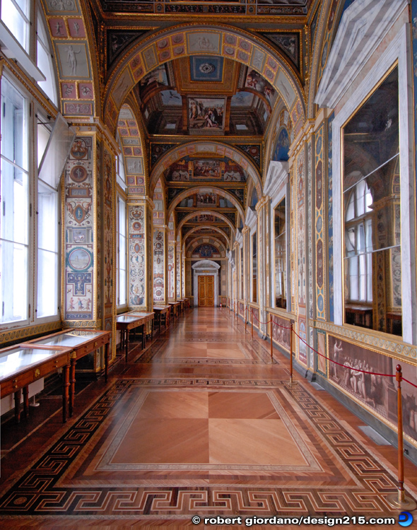 Travel Photography - State Hermitage Museum, St. Petersburg, photo by Robert Giordano