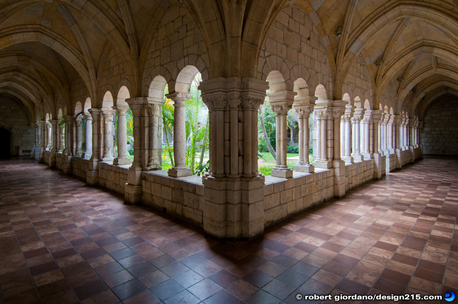 Old Spanish Monastery - Architecture and Interiors
