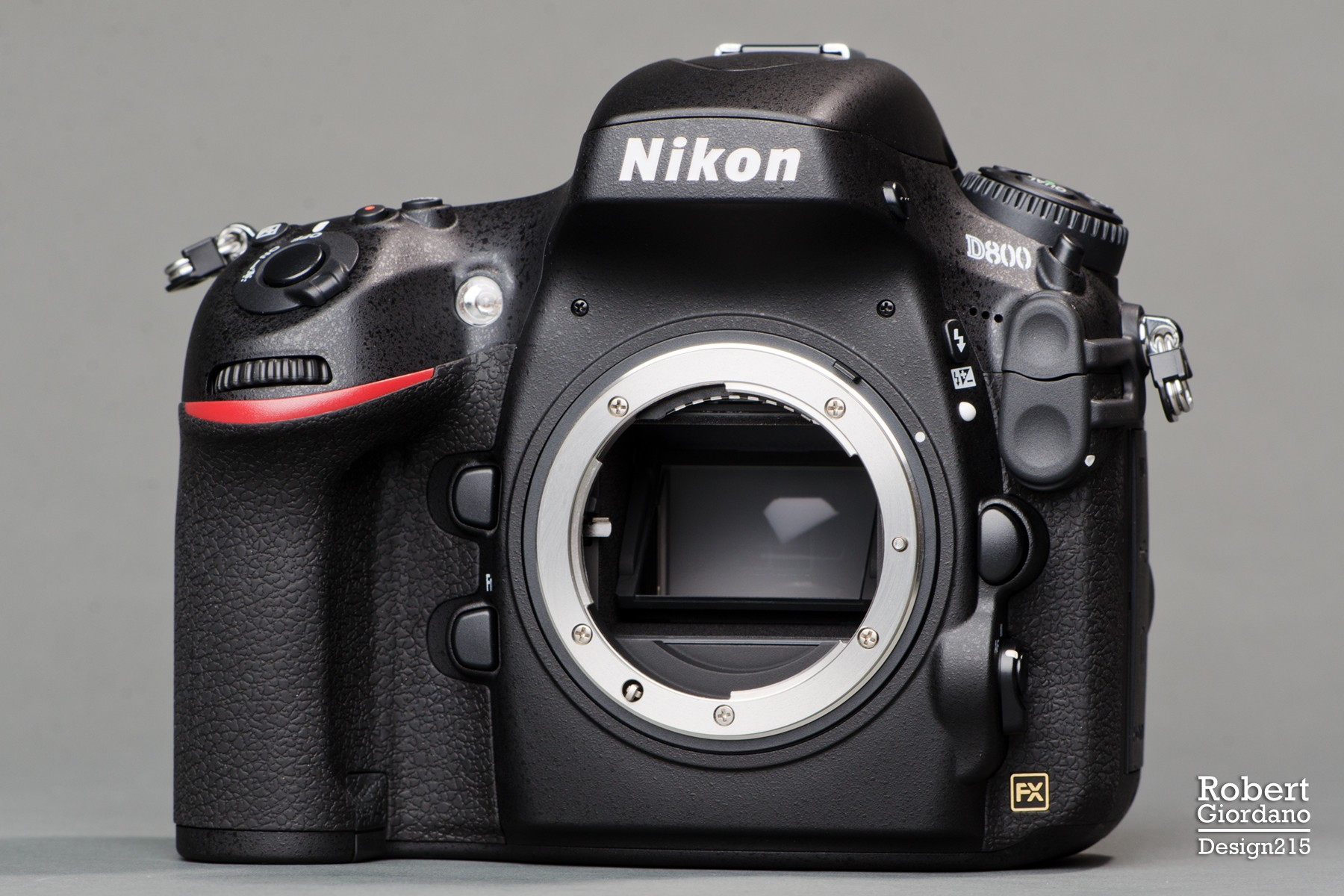 Nikon D800 Body - Product Photography