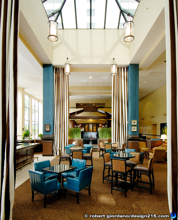 Sheraton, Hollywood, FL - Architecture and Interiors