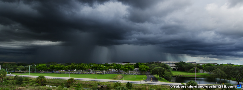 Free Facebook Cover Photos - A Storm is Coming, photo by Robert Giordano