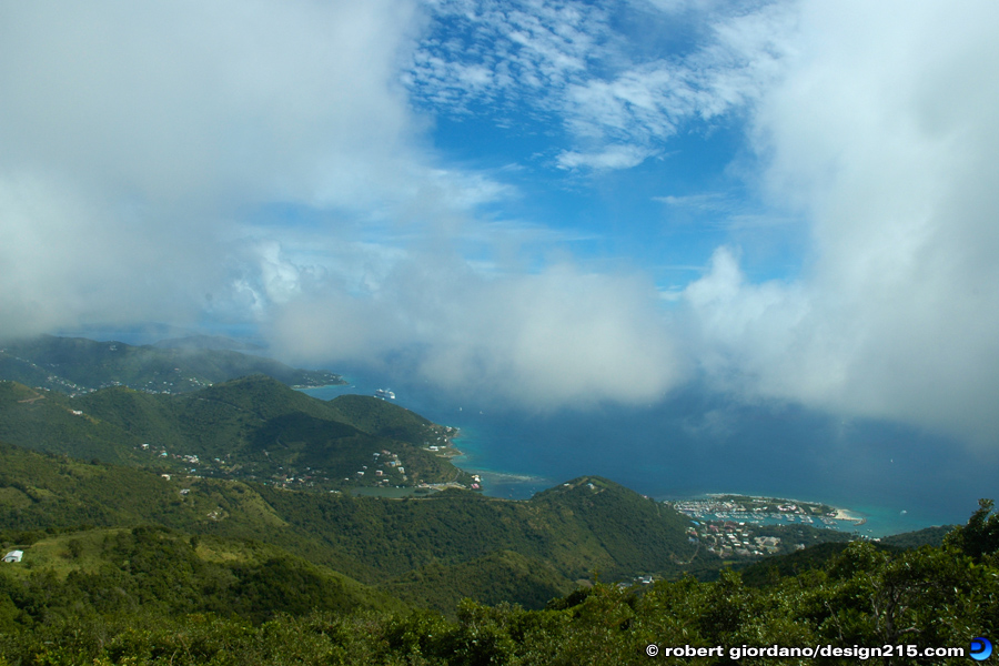 View from Mount Sage, Tortola - Miscellaneous