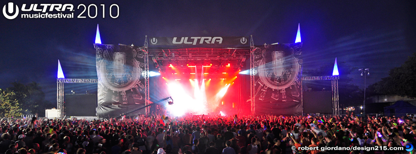 Free Facebook Cover Photos - 2010 Ultra Music Festival, photo by Robert Giordano