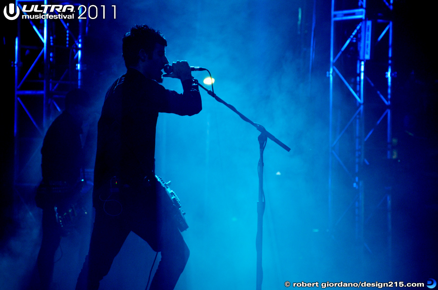 2011 Ultra Music Festival - Pendulum Live, Main Stage #1459, photo by Robert Giordano