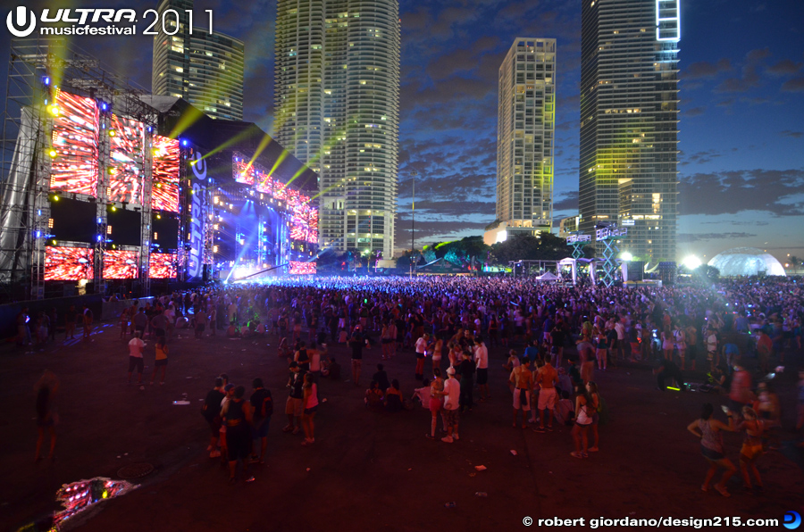 Erick Morillo, Main Stage #3209 - 2011 Ultra Music Festival