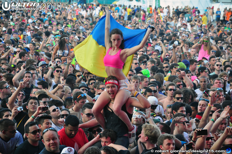 Fedde le Grand Set, Main Stage #9974 - 2011 Ultra Music Festival