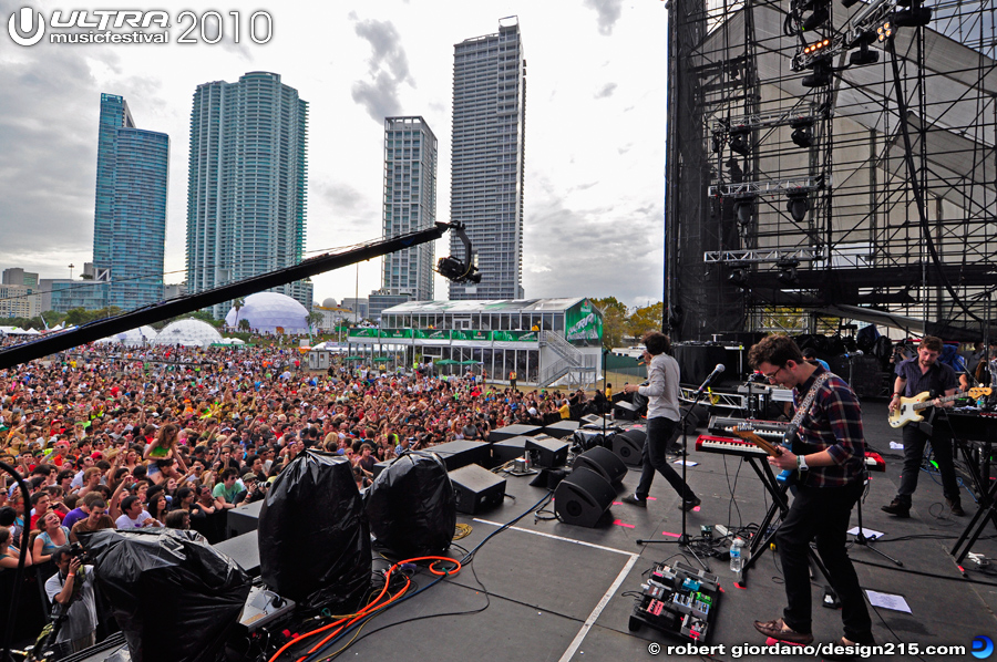 2010 Ultra Music Festival - Passion Pit, Main Stage, Day 1 #4851, photo by Robert Giordano