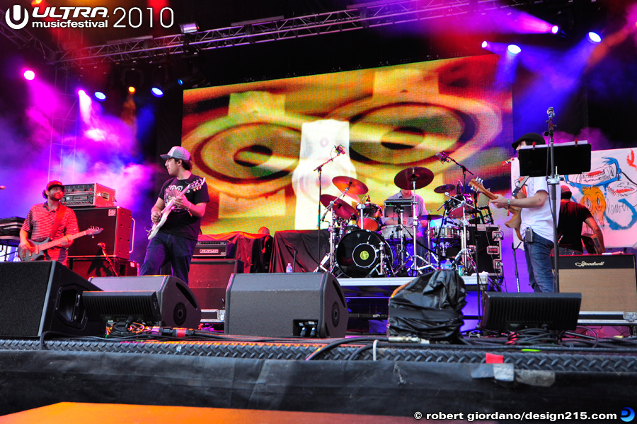 Disco Biscuits, Bayfront Live Stage, #4918 - 2010 Ultra Music Festival