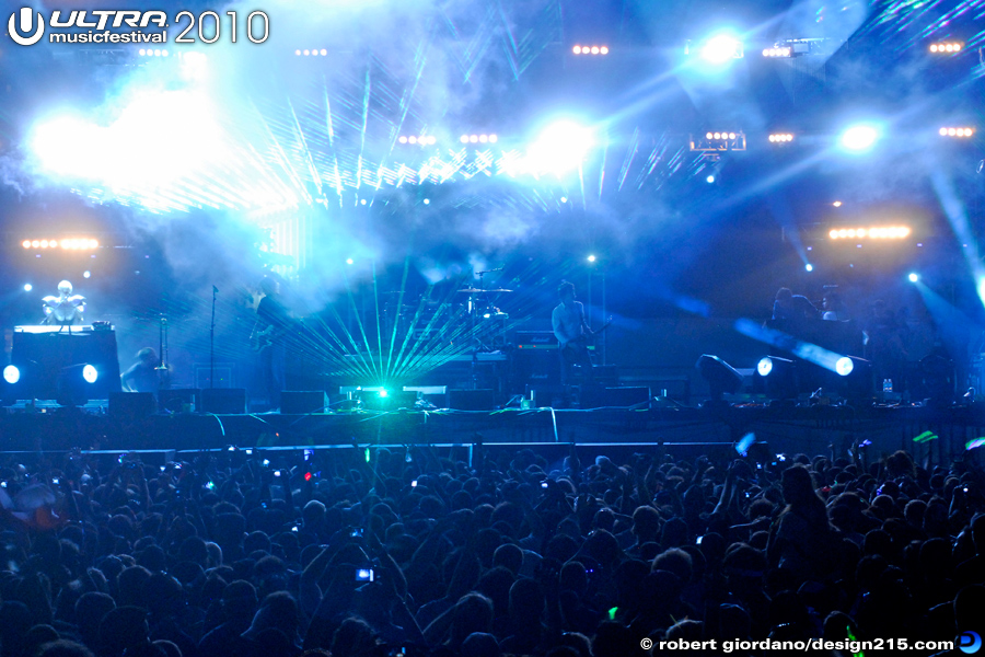 Groove Armada, Main Stage, Day 1 #2397 - 2010 Ultra Music Festival