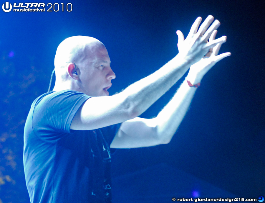 Infected Mushroom, Bayfront Live Stage #2485 - 2010 Ultra Music Festival