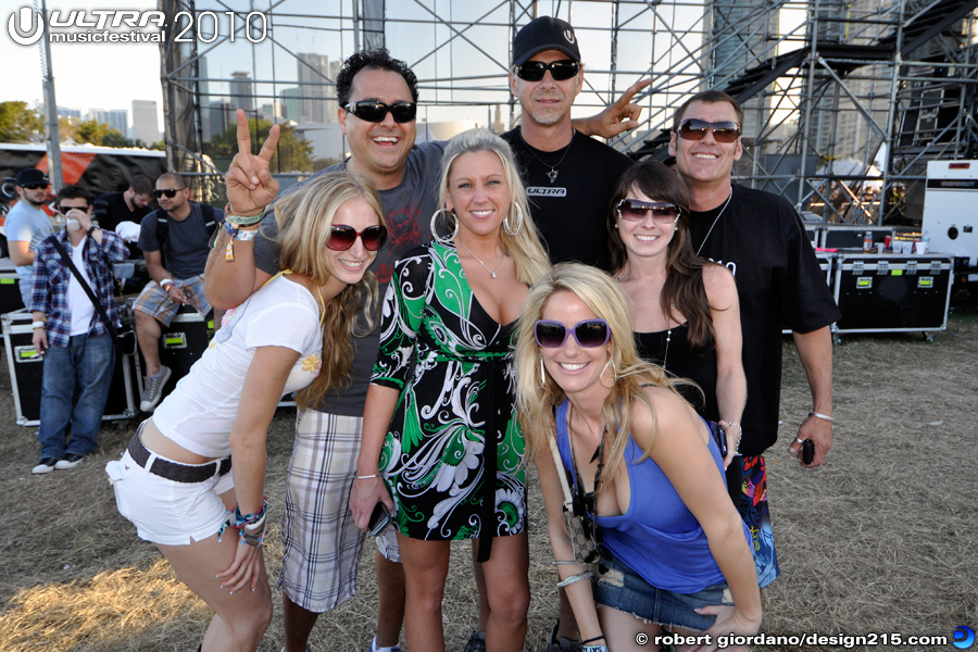2010 Ultra Music Festival - Backstage with Ultra, photo by Robert Giordano