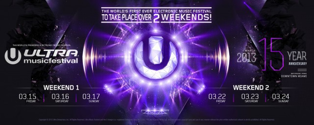 Ultra 2013 - 2 Weekends!!! - 2013 Ultra Music Festival