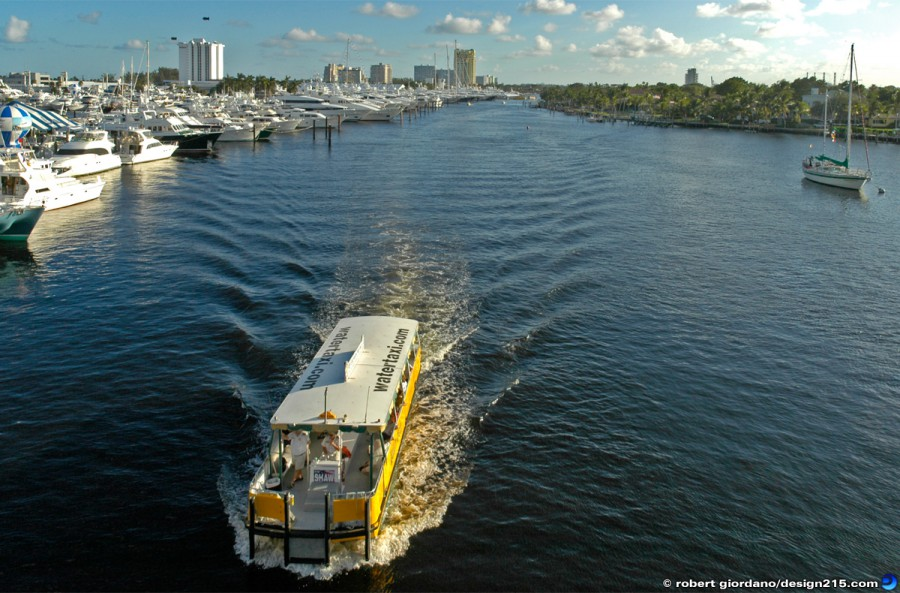 Water Taxi - Fort Lauderdale, FL