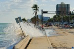 A1A Flooding, Fort Lauderdale